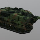 Army Leopard 2a6 Tank