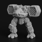 Robot Longbow pro Battletech Character