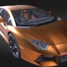 Super Car Lamborghini Aventador Lp700