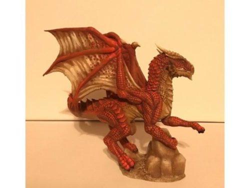 Big Red Dragon Character