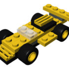 Lego Micro Micro Wheels