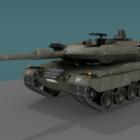 German Army Leopard 2a6 Mbt