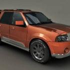 Lincoln Navigator Suv Car