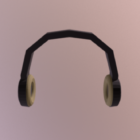 Lowpoly Headphones