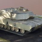 Us M1 Abrams Tank