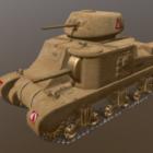 WW1 M3 Hibe Tankı