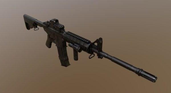 M4 Gun