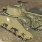 M4a Tank Weapon