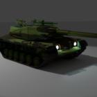 Ww2 M60a3 amerikanischer Panzer