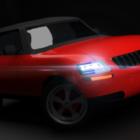 Koncepce vozu Red Mcm