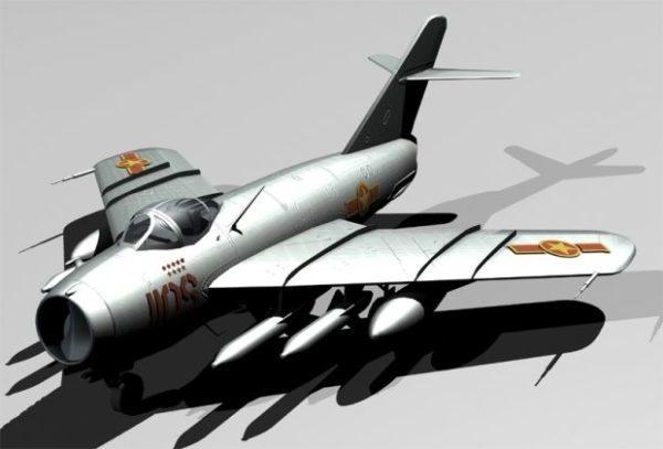 طائرات ميج 15 الروسية