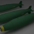 Mk-83 Bomb Weapon