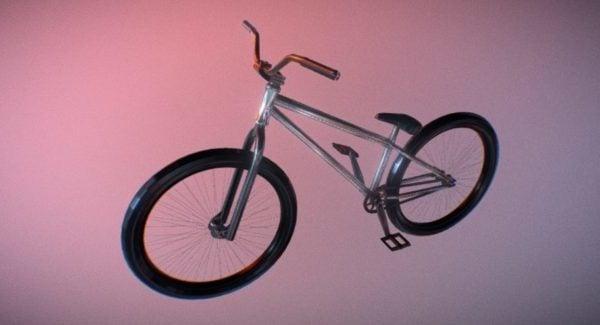 MTB-pyörä