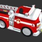 Marshall Feuerwehrauto