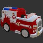 Marshall Medic Auto Fahrzeug