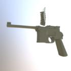 Zbraň Mauser C96 Zbraň