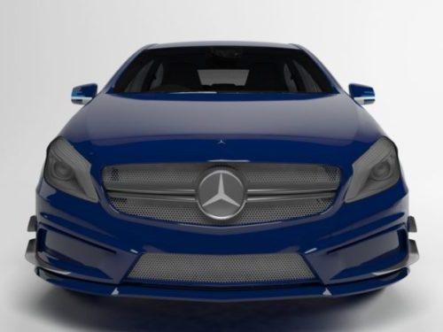 Carro Mercedes Benz A45 Amg