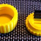 Kruhová krabička Micro SD karta pro tisk