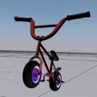 ミニロッカー自転車