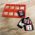 Printable Nintendo Switch 8 Games Case