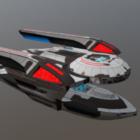 Oberth Sci-fi Spaceship