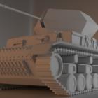 Ww2 Ostwind Flakpanzerドイツ戦車
