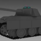 German Panzer V Panther Tank