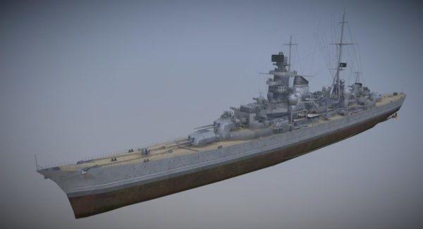 Arma Eugen Crusier Barco