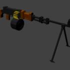ロシアのRpd銃武器