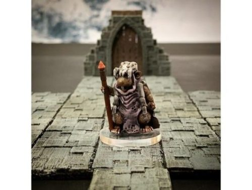 Personagem do jogo Ratfolk Druid Mother