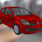 Auto berlina Clio Renault