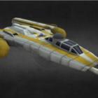 Nave spaziale dell'ala Y della Repubblica