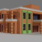 Struttura abitativa della residenza