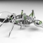 Robotic Ant Sci-fi Design