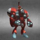 Macross Robot Rüstung