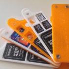 Držák SD Micro Sd pro tisk