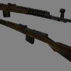Armé Svt40 gevärspistol