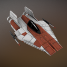 Ship Awing rymdskepp