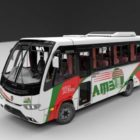 Europees G6-busvoertuig