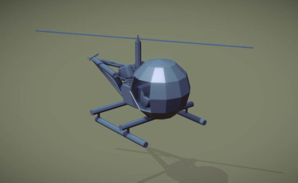 Helicóptero simple