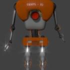सरल Droid रोबोट