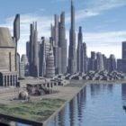 Bâtiments de science-fiction Colony City