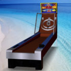 Skee Ball Game Arcade Attraction