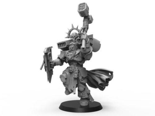 Smash Captain Character Sculpt