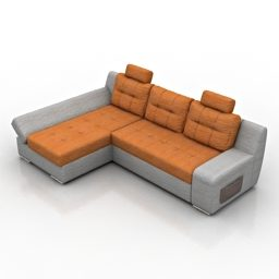 Furniture Sofa Milana Design