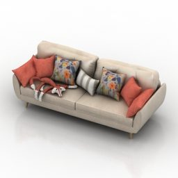 Living Room Sofa Zinc Design Free