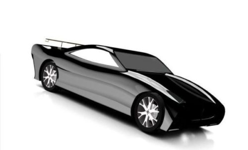 Sports Car Infinity Design
