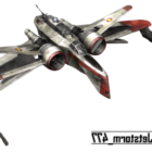Star Wars Spaceship Fighter