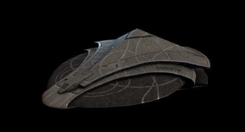 ستارغيت الخيال العلمي سفينة الفضاء
