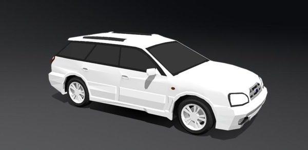 Subaru Lancaster Coche